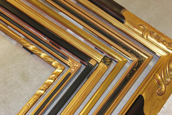 Large Frame, Very Thin Frames, Black Frames, Gold Frames, Finished Frames