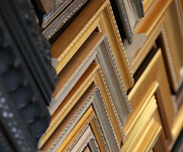Gold Frames, Black Frames, Silver Frames, Larson Juhl Frames